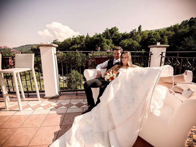 Il matrimonio di Fabrizio e Silvia a Calcinate, Bergamo 78