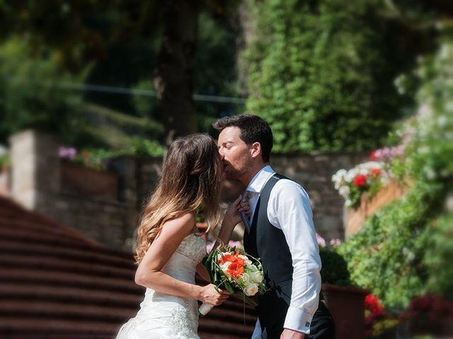Il matrimonio di Fabrizio e Silvia a Calcinate, Bergamo 82