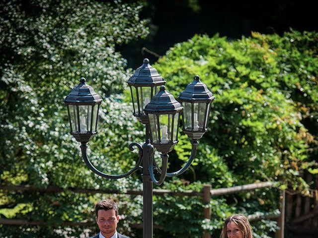 Il matrimonio di Fabrizio e Silvia a Calcinate, Bergamo 83