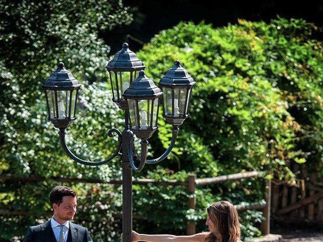 Il matrimonio di Fabrizio e Silvia a Calcinate, Bergamo 84