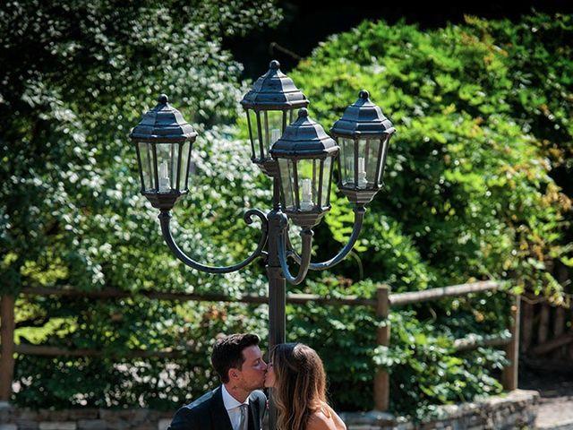Il matrimonio di Fabrizio e Silvia a Calcinate, Bergamo 85