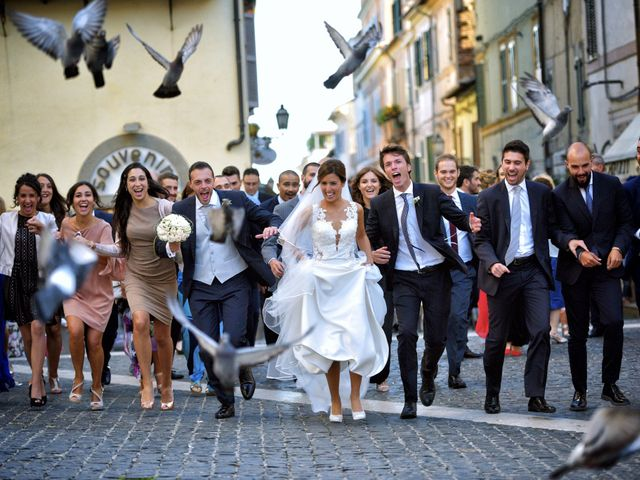Le nozze di Denise e Antonello