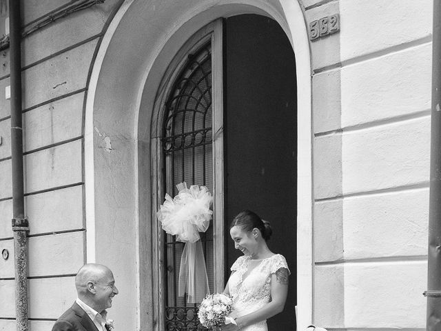 Il matrimonio di Filippo e Giulia a Viareggio, Lucca 16