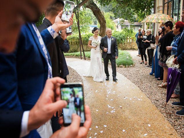 Il matrimonio di Filippo e Giulia a Viareggio, Lucca 21