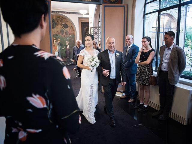 Il matrimonio di Filippo e Giulia a Viareggio, Lucca 22