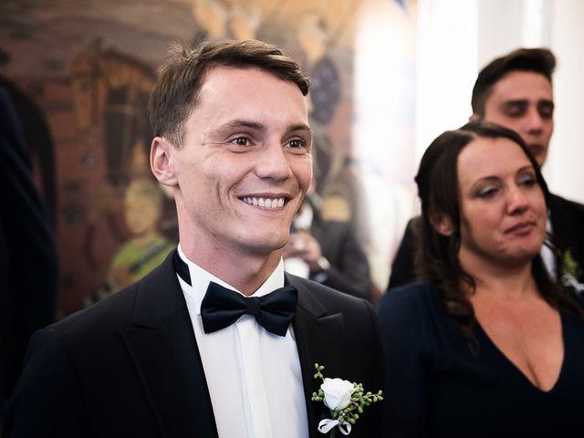 Il matrimonio di Filippo e Giulia a Viareggio, Lucca 23