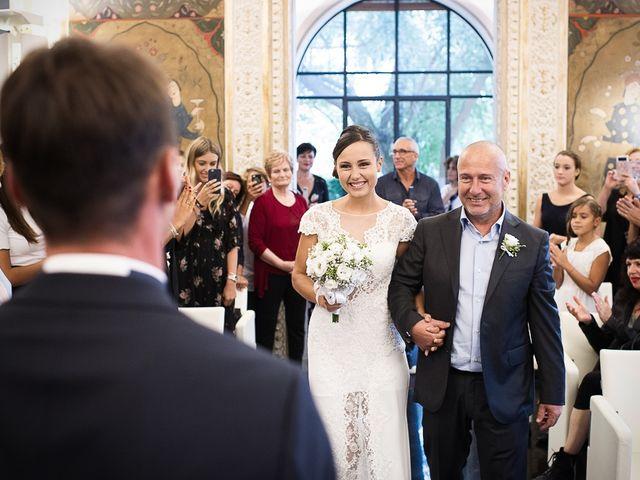 Il matrimonio di Filippo e Giulia a Viareggio, Lucca 24