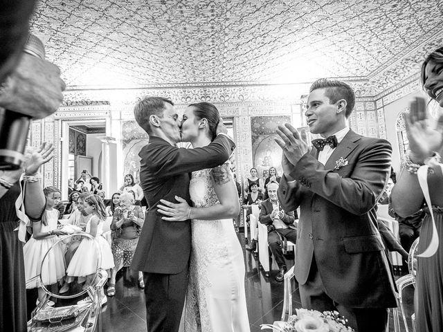 Il matrimonio di Filippo e Giulia a Viareggio, Lucca 30