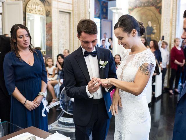 Il matrimonio di Filippo e Giulia a Viareggio, Lucca 31