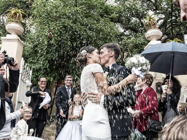 Il matrimonio di Filippo e Giulia a Viareggio, Lucca 37
