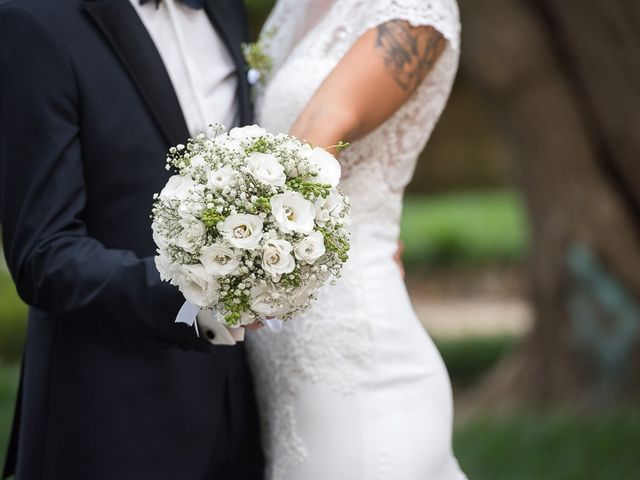 Il matrimonio di Filippo e Giulia a Viareggio, Lucca 38