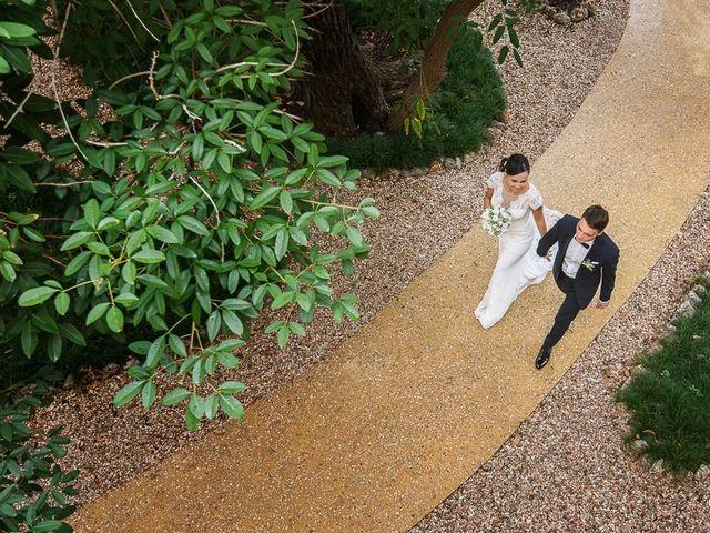 Il matrimonio di Filippo e Giulia a Viareggio, Lucca 43