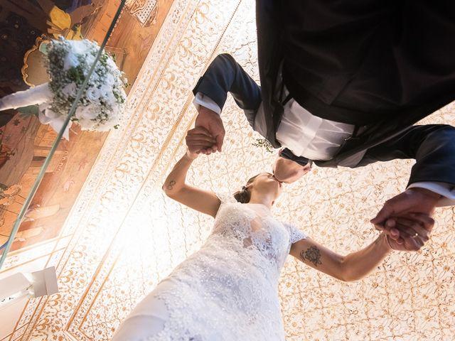Il matrimonio di Filippo e Giulia a Viareggio, Lucca 1