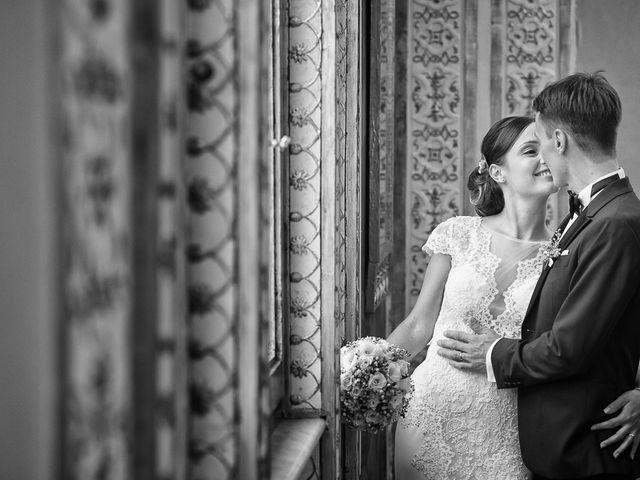 Il matrimonio di Filippo e Giulia a Viareggio, Lucca 48