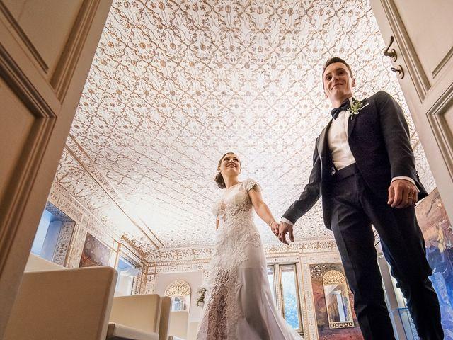 Il matrimonio di Filippo e Giulia a Viareggio, Lucca 49