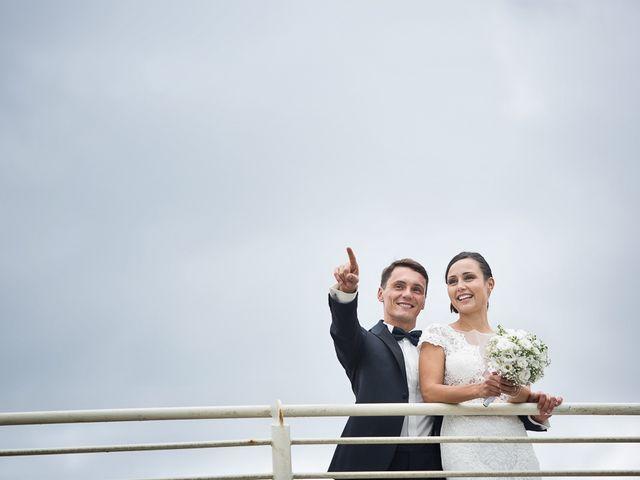 Il matrimonio di Filippo e Giulia a Viareggio, Lucca 52