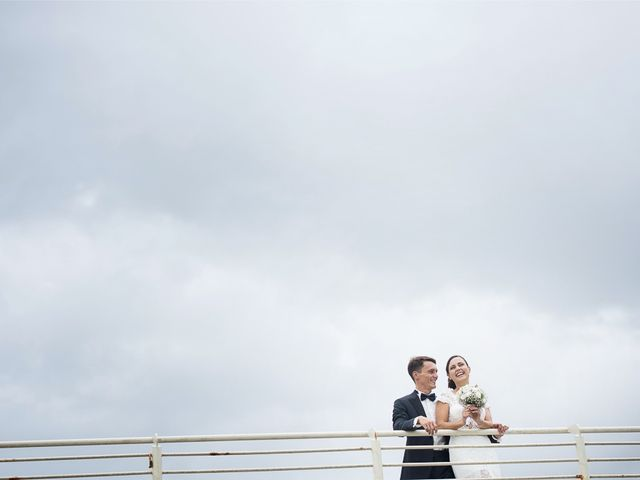 Il matrimonio di Filippo e Giulia a Viareggio, Lucca 53
