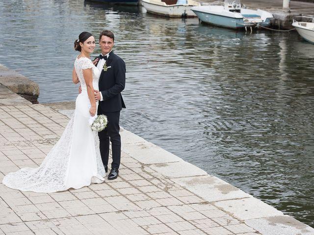 Il matrimonio di Filippo e Giulia a Viareggio, Lucca 56