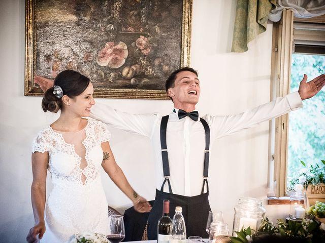 Il matrimonio di Filippo e Giulia a Viareggio, Lucca 60