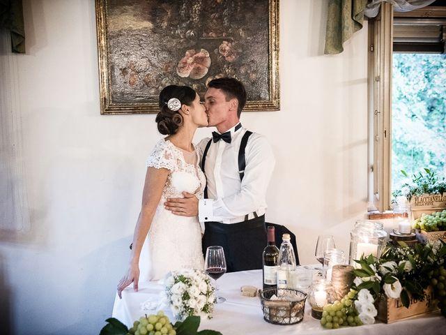 Il matrimonio di Filippo e Giulia a Viareggio, Lucca 61