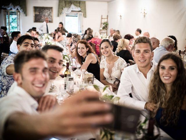 Il matrimonio di Filippo e Giulia a Viareggio, Lucca 64