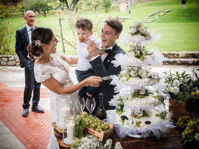 Il matrimonio di Filippo e Giulia a Viareggio, Lucca 66