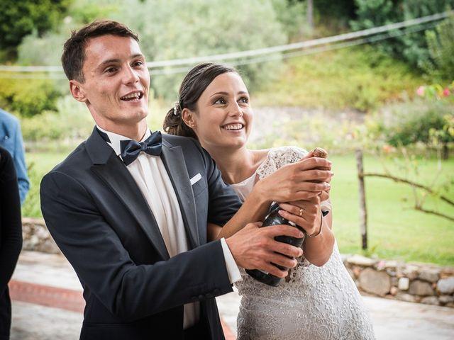 Il matrimonio di Filippo e Giulia a Viareggio, Lucca 67