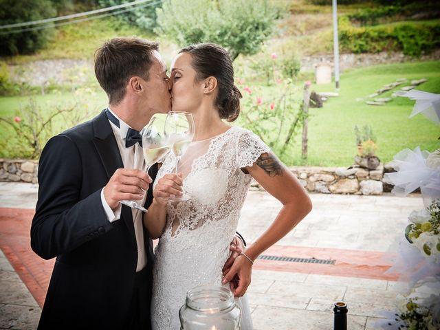 Il matrimonio di Filippo e Giulia a Viareggio, Lucca 68