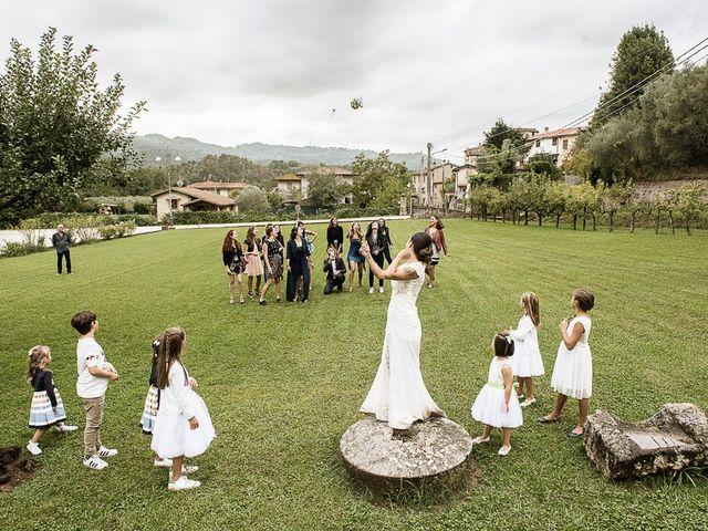 Il matrimonio di Filippo e Giulia a Viareggio, Lucca 2