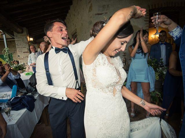 Il matrimonio di Filippo e Giulia a Viareggio, Lucca 72