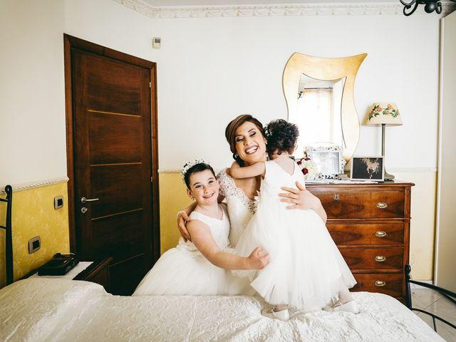Il matrimonio di Ernesto e Valentina a Castellammare di Stabia, Napoli 30