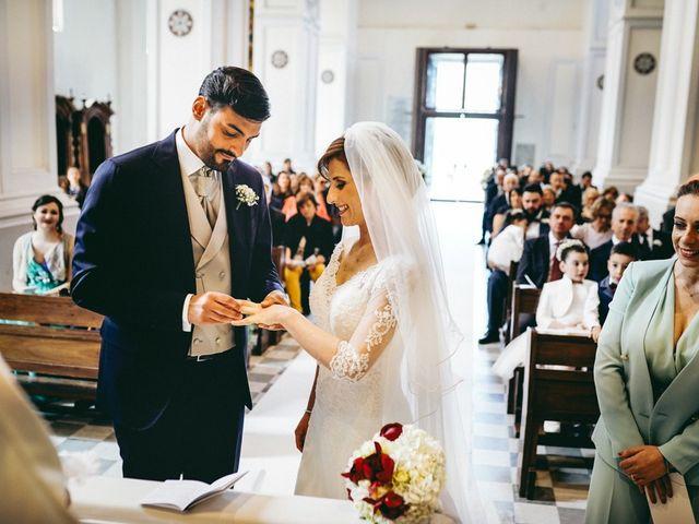 Il matrimonio di Ernesto e Valentina a Castellammare di Stabia, Napoli 43