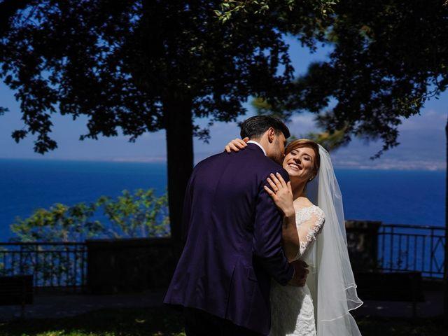 Il matrimonio di Ernesto e Valentina a Castellammare di Stabia, Napoli 49