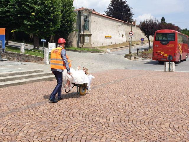 Il matrimonio di Damiano e Paola a Vicoforte, Cuneo 34