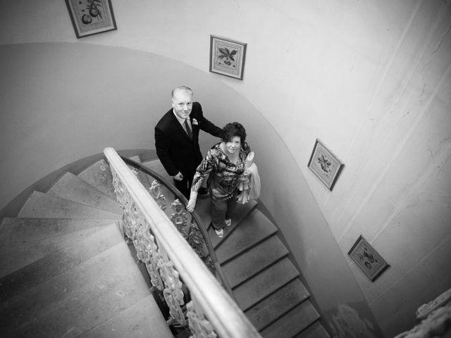 Il matrimonio di Cristiano e Chiara a Borgo San Lorenzo, Firenze 28