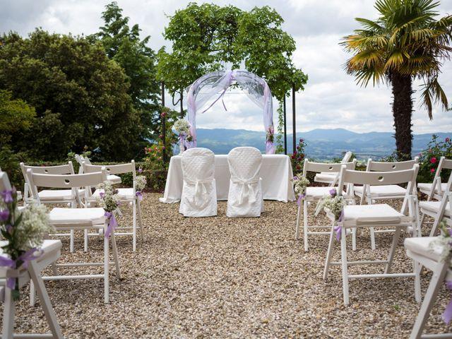 Il matrimonio di Cristiano e Chiara a Borgo San Lorenzo, Firenze 31