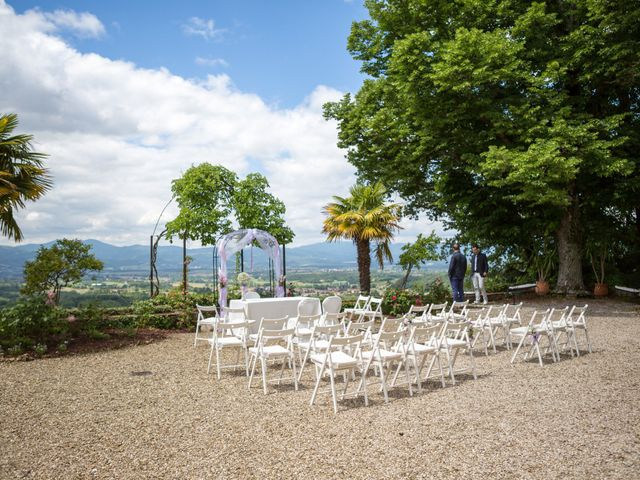 Il matrimonio di Cristiano e Chiara a Borgo San Lorenzo, Firenze 32