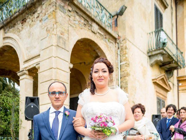 Il matrimonio di Cristiano e Chiara a Borgo San Lorenzo, Firenze 40