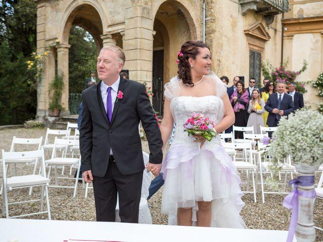 Il matrimonio di Cristiano e Chiara a Borgo San Lorenzo, Firenze 41