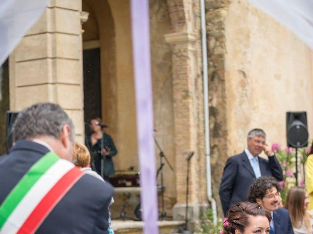 Il matrimonio di Cristiano e Chiara a Borgo San Lorenzo, Firenze 42
