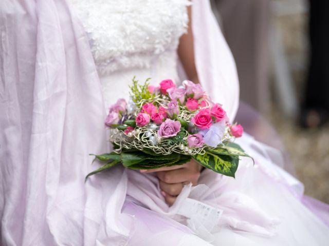 Il matrimonio di Cristiano e Chiara a Borgo San Lorenzo, Firenze 45