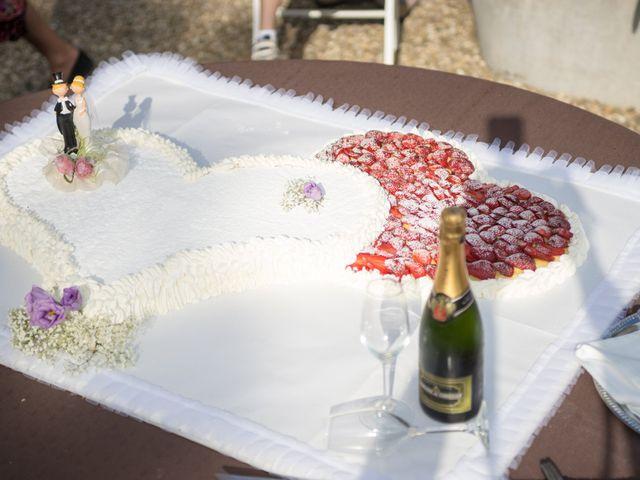 Il matrimonio di Cristiano e Chiara a Borgo San Lorenzo, Firenze 71