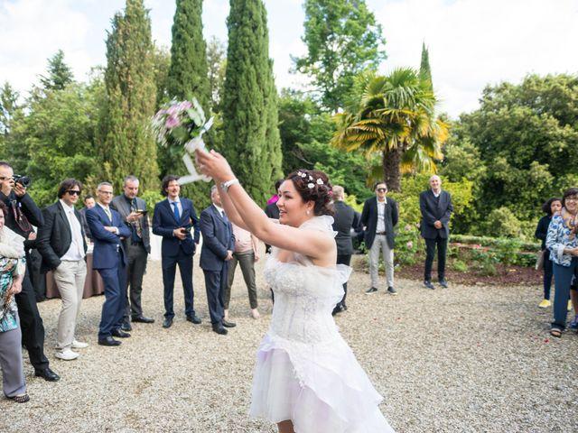 Il matrimonio di Cristiano e Chiara a Borgo San Lorenzo, Firenze 76