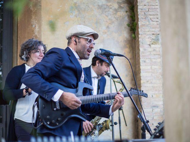 Il matrimonio di Cristiano e Chiara a Borgo San Lorenzo, Firenze 82