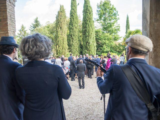 Il matrimonio di Cristiano e Chiara a Borgo San Lorenzo, Firenze 85