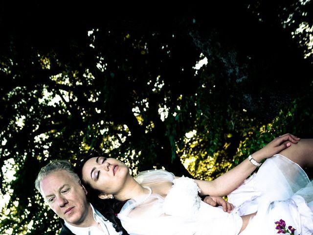 Il matrimonio di Cristiano e Chiara a Borgo San Lorenzo, Firenze 91