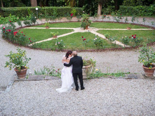 Il matrimonio di Cristiano e Chiara a Borgo San Lorenzo, Firenze 94