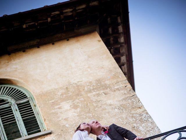 Il matrimonio di Cristiano e Chiara a Borgo San Lorenzo, Firenze 95