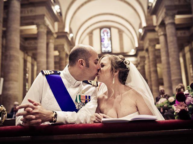 Le nozze di Letizia e Manfredi