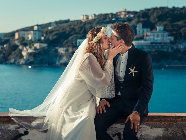 Le nozze di Gessica e Nazzareno